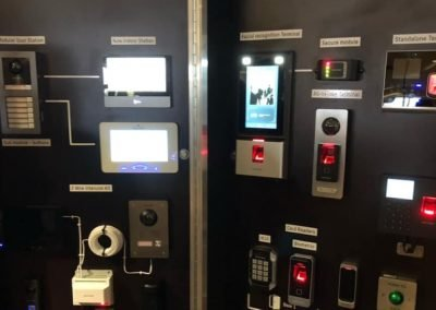 Access control biometric & face recognition systems