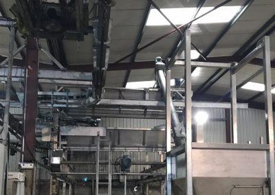 Machine control circuit installation