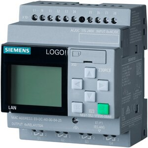 Siemens Logo! Logic Controller with Display