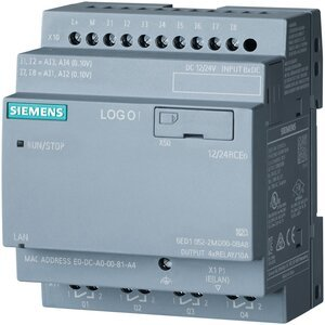 2. Siemens LOGO! without Screen