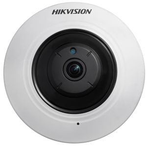 Hikvision 5mp Indoor 1.1mm Fixed Lens IR Fisheye Camera