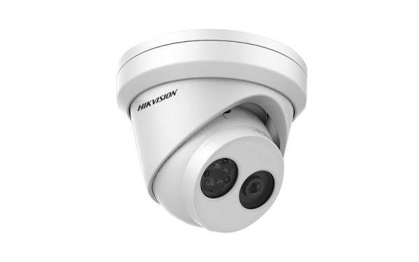 Hikvision 2mp 2.8mm Fixed Lens Network Turret Camera (Darkfighter)