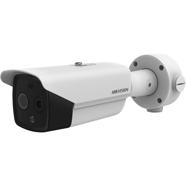 Hikvision Temperature Screening Thermographic Bullet Camera 6mm Fixed Lens