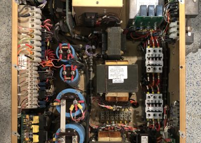 Laser machine control circuit repairs