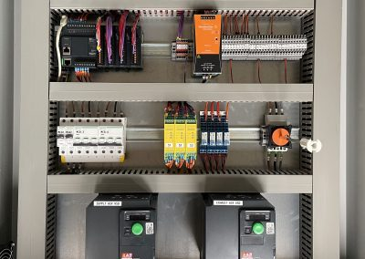Industrial control system construction